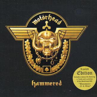 Motörhead—Hammered (2002)