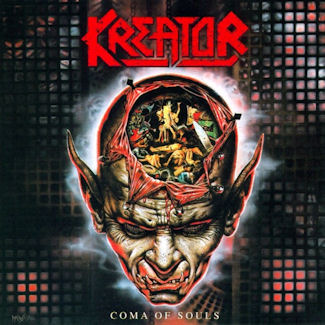 Kreator—Coma of Souls (1990)