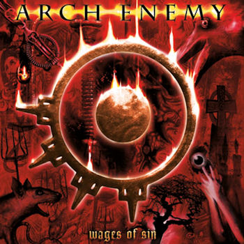 Arch Enemy—Wages of Sin (2001)