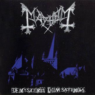 Mayhem—De Mysteriis Dom Sathanas (1994)
