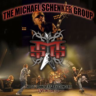 The Michael Schenker Group—2010—The 30th Anniversary Concert Live in Tokyo