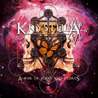 Krysthla—A War Of Souls And Desires (2015)